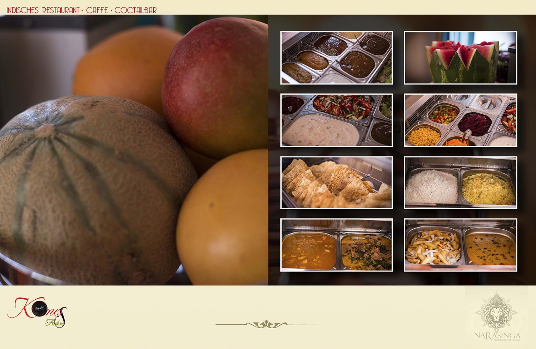 Indisches Restaurant Narasinga in MG | Caffé - Cocktailbar