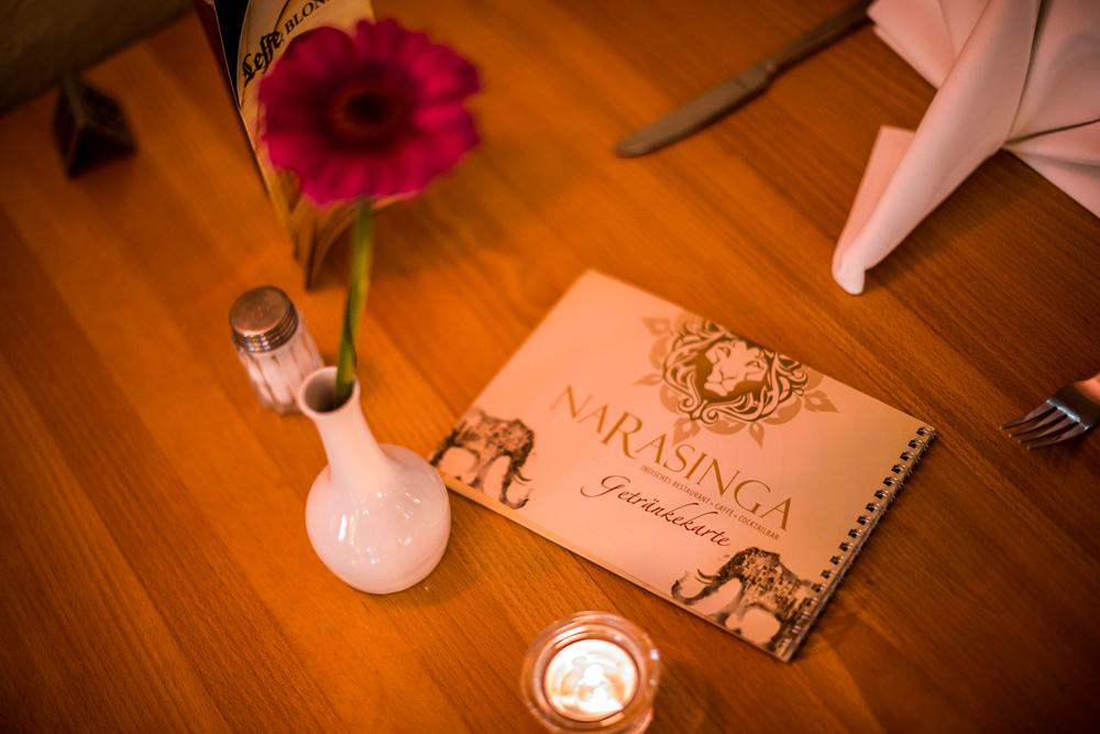 Tisch Reservierung