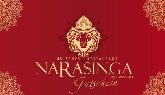 Narasinga Gutschein zum Muttertag