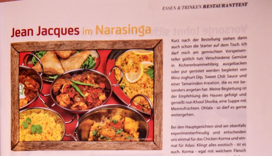 Urbano Essen & Trinken Restauranttest 2014